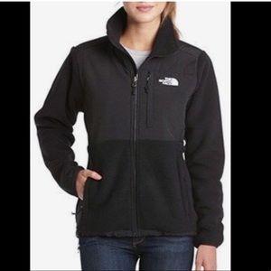 The NorthFace zip up fleece jacket